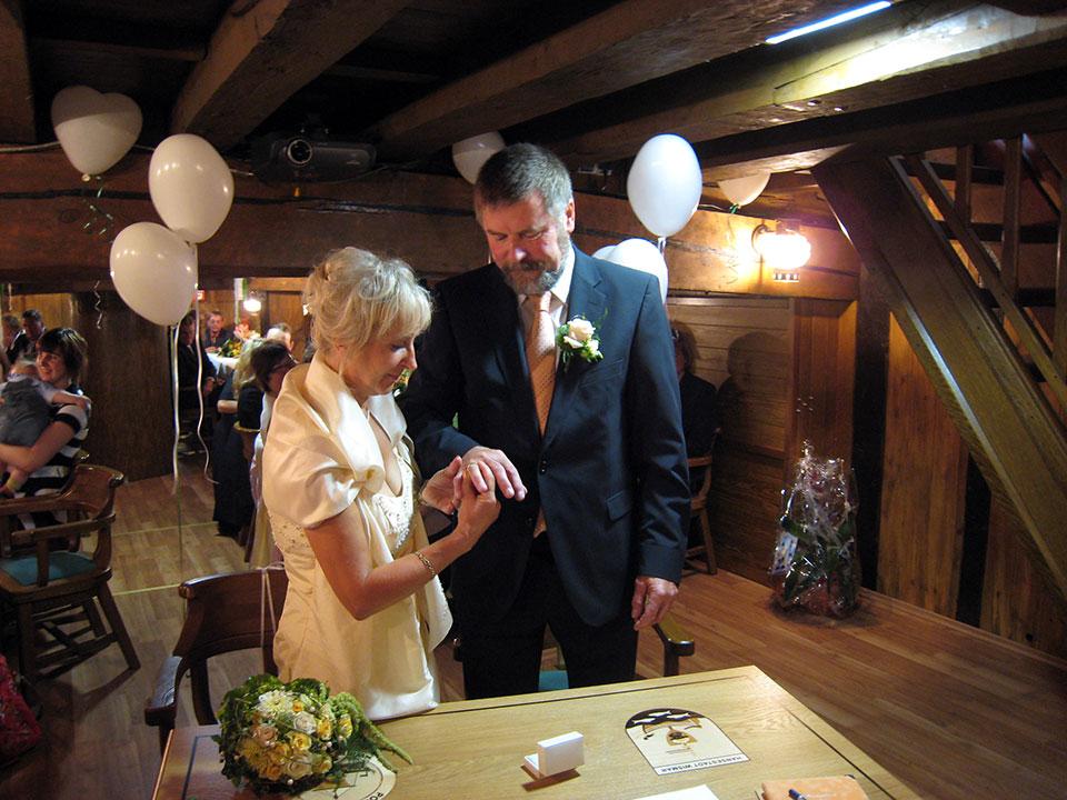 Hochzeiten Poeler Kogge